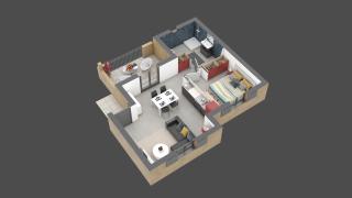 appartement A11 de type T3