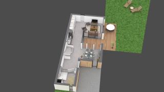 villa Villa 21 de type T3