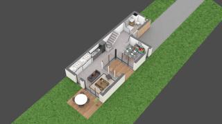 villa Villa 5 de type T3